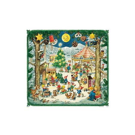 Alexander Taron Korsch Festival Elves Advent Calendar
