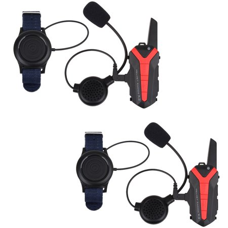 Blueskysea X3 Plus 1 5 3Km Bt Bluetooth Motorcycle Motorbike Bluetooth Headset Headphone Group Intercom Interphone Helmet Wal