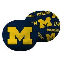 "NCAA Michigan Wolverines 11"" Cloud Pillow, 1 Each"