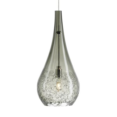 Tech Lighting 700fjseg Seguro Single Light 5 Wide Freejack Pendant