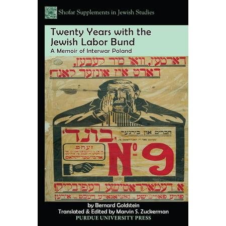 Twenty Years with the Jewish Labor Bund - eBook