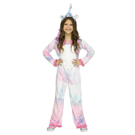Girls Magical Unicorn Halloween Costume - 2 Person Unicorn Halloween Costume