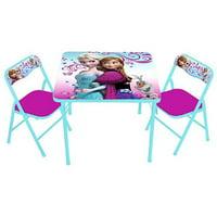 Disney Frozen Activity Table Set