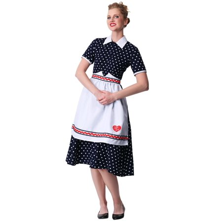 I Love Lucy Dog Costume (Women's I Love Lucy Lucy)