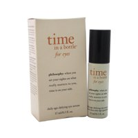 Philosophy Time In a Bottle For Eyes Daily Age-Defying Serum for Unisex -  0.5oz