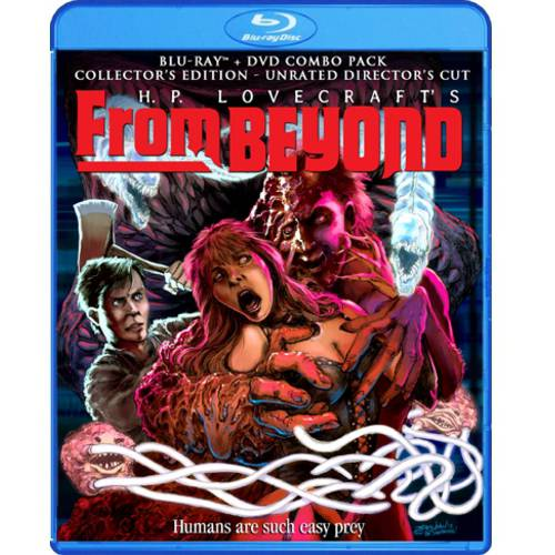 From Beyond (Blu-ray   DVD) (Widescreen)