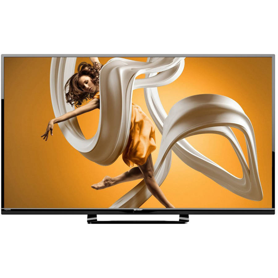 "Refurbished Sharp 32"" Class HD (720P) LED TV (LC-32LE451U)"