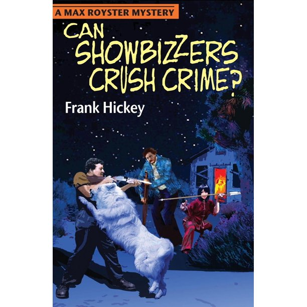 Can Showbizzers Crush Crime? (Paperback)