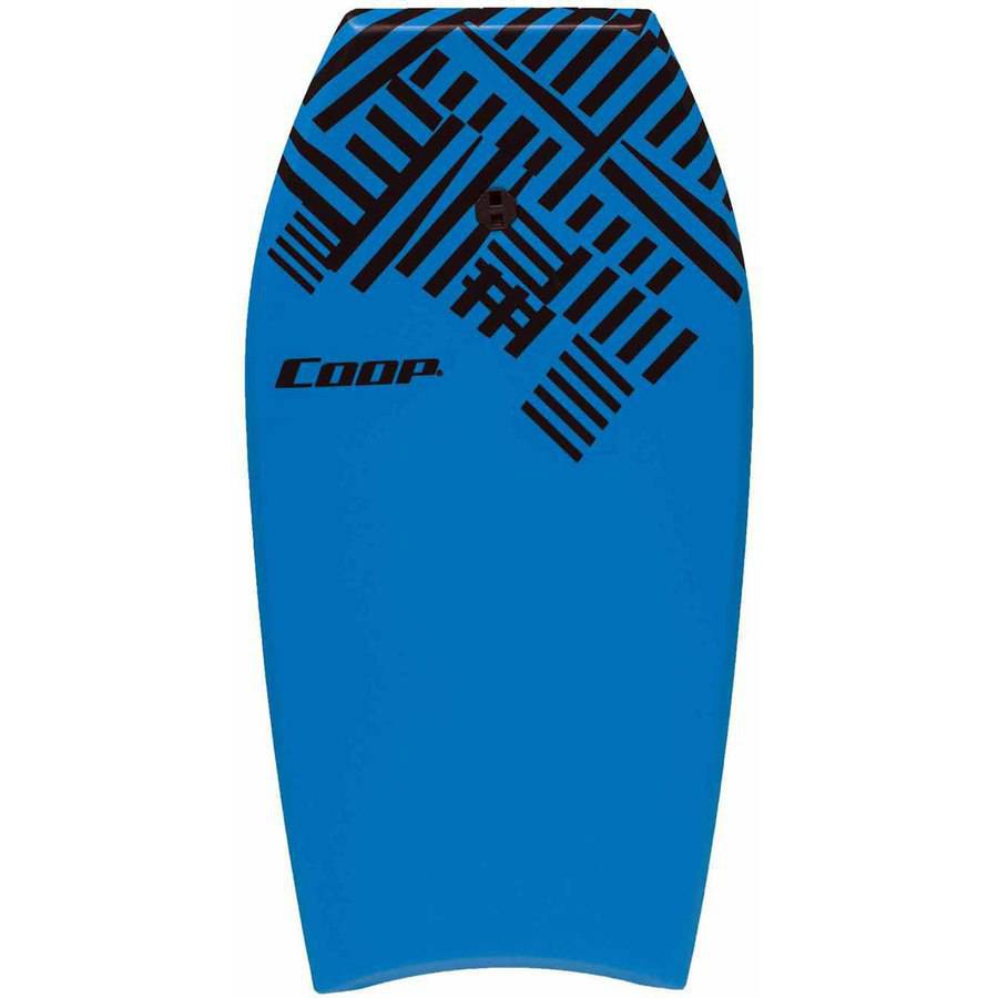 Super Pipe 41 Body Board, Blue