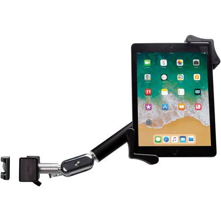CTA Digital Heavy-Duty Security Pole Clamp for 7-14 Inch Tablets