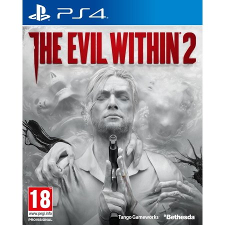 The Evil Within 2 (PS4 Playstation 4) includes The Last Chance DLC