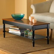 Convenience Concepts French Country Coffee Table, Multiple Finishes