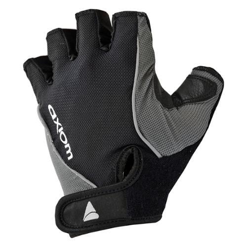 Axiom Zone DLX Men's Gloves XXL Black/Charcoal