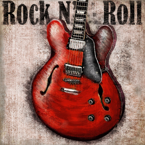 Painted Rock and Roll