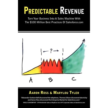 Predictable Revenue: Turn Your Business Into a Sales Machine with the $100 Million Best Practices of Salesforce.com (Best Home Sales Business)