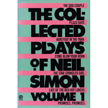 Collected Plays of Neil Simon: The Collected Plays of Neil Simon (Paperback) ()
