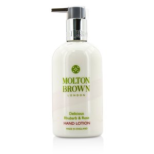 Molton Brown Delicious Rhubarb & Rose Hand Lotion, 10 Oz