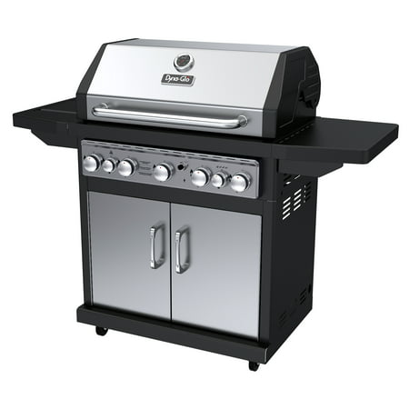 Dyna-Glo 5 Burner Stainless LP Gas Grill (Holland Grills)