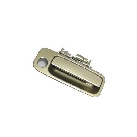 Toyota Camry Outside Door Handle (MotorKing B442 97-01 Toyota Camry Front Right Outside Door Handle Beige 4M9)