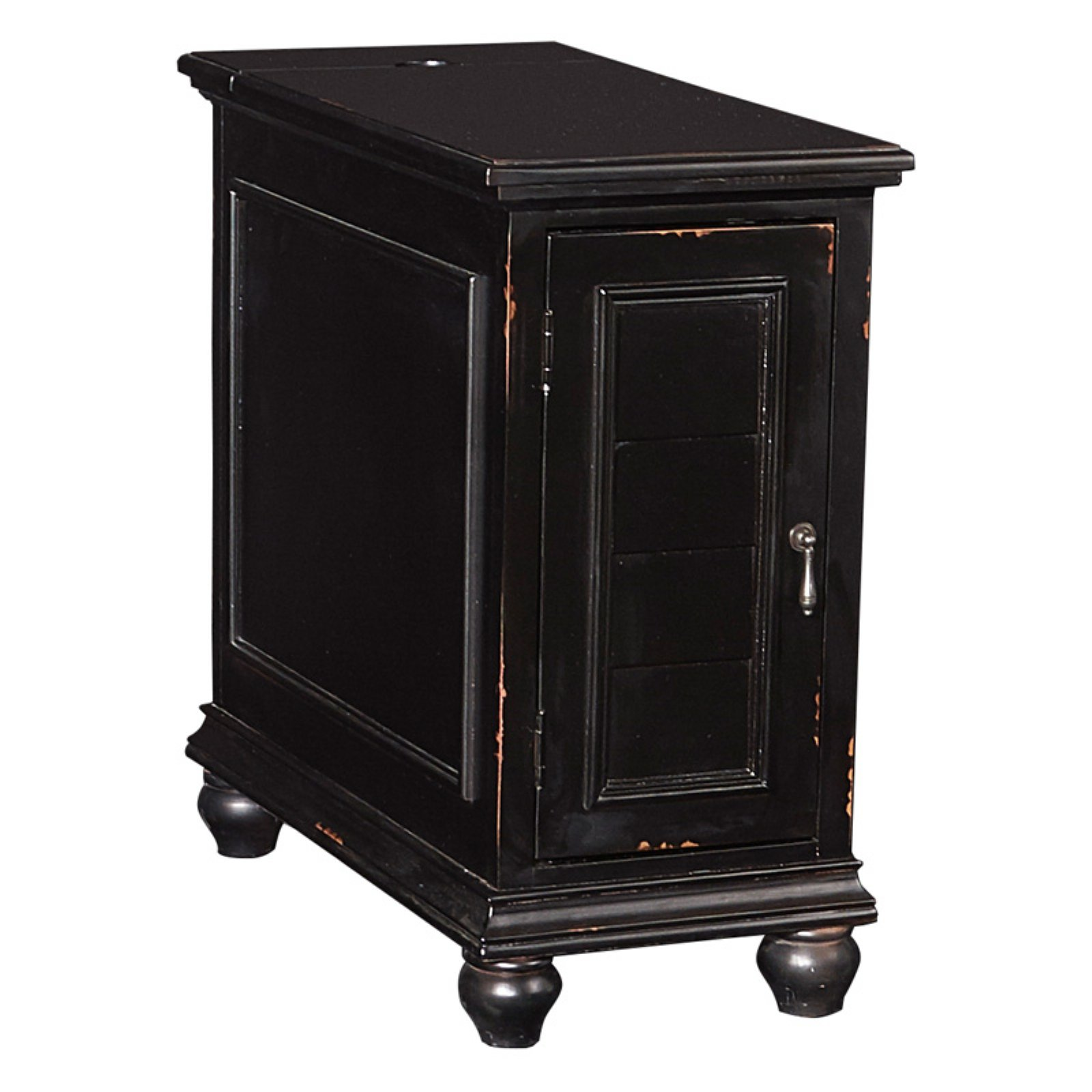 Powell Olsen Shutter Cabinet, Multiple Colors