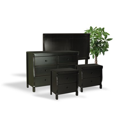 Bedroom Furniture High Quality All Wood FULLY ASSEMBLED ...