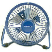 Optimus 4 inch Personal Metal Fan
