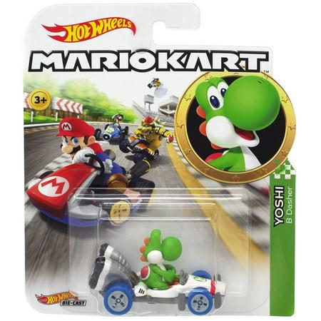HW Mario Kart Diecast Ast (Best Mario Kart Vehicle)