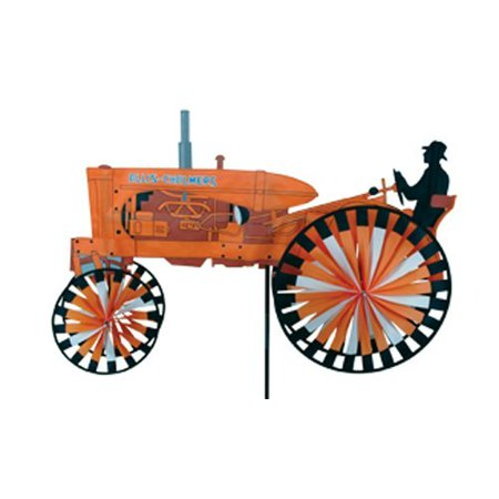 Premier designs allis chalmers tractor wind spinner for Garden spinners premier designs
