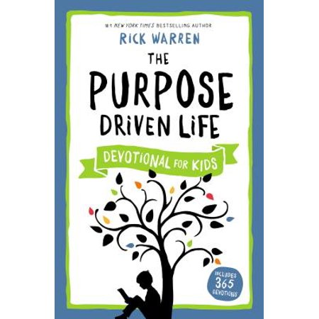 The Purpose Driven Life Devotional for Kids (Hardcover)