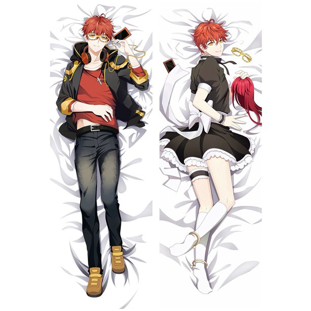 Male Anime Body Pillow