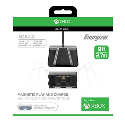 PDP Energizer Play and Charge Cable for Xbox One