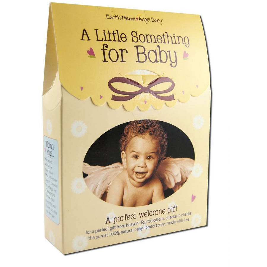 Earth Mama Gift Set, A Little Something for Baby, 1 ct