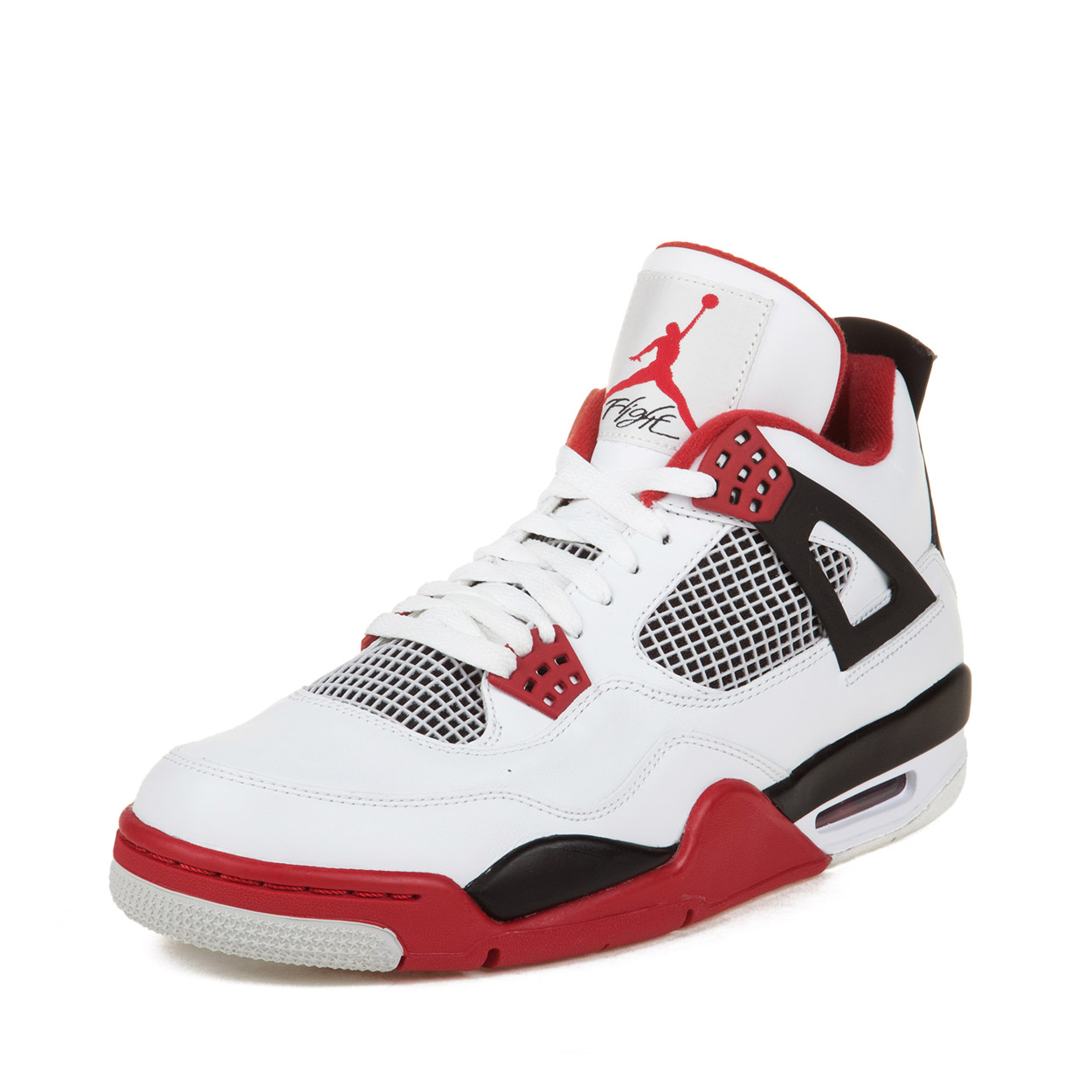 nike air jordan iv retro red toaster