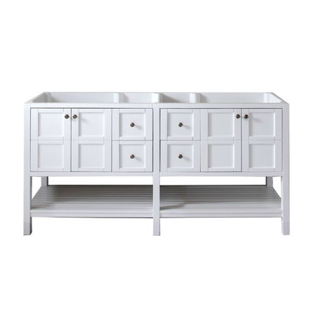 Virtu Usa Winterfell 72 Bathroom Vanity Base