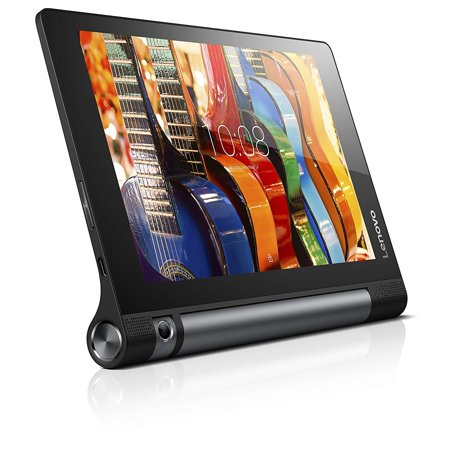 "Refurbished Lenovo Yoga Tab 3 Touchscreen 8.0"" WXGA Tablet 16GB SSD 1GB RAM, Qualcomm 1.3GHz Processor Black - ZA090008US"