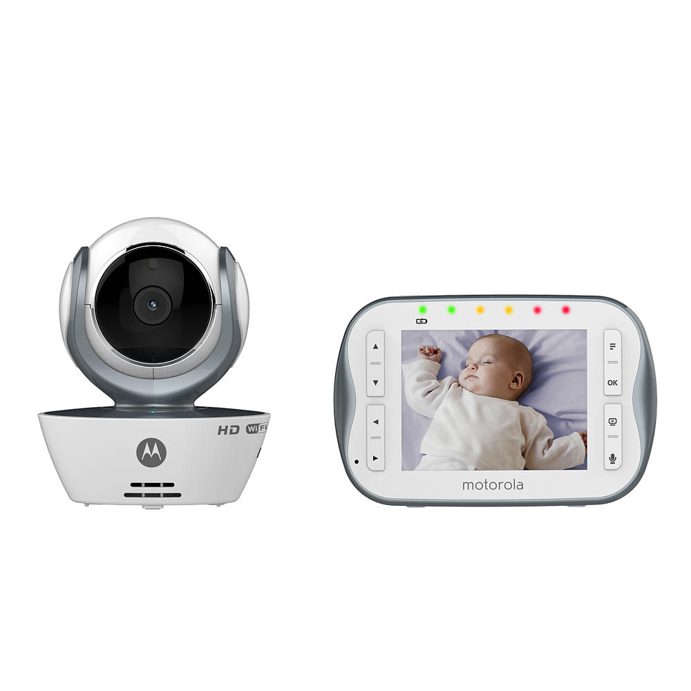 Motorola MBP843CONNECT Digital Video Wifi Baby Monitor by Motorola