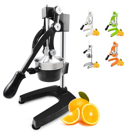 Orange Lemon Juicer (Ktaxon Commercial Grade Citrus Juicer Hand Press Manual Fruit Juicer Juice Squeezer Citrus Orange Lemon)