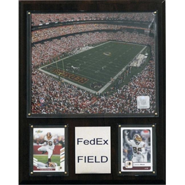 C & I Collectables 1215FEDEX NFL FedEx Field Stadium Plaque