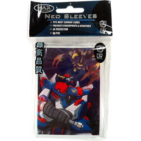 Card Supplies Neo Sleeves Robo War Card Sleeves [50 ct]