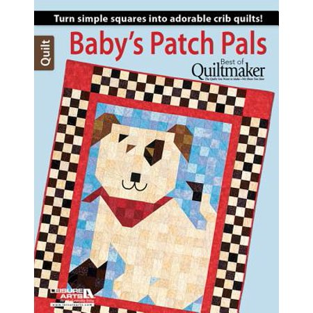 Patch Pals Collection : Best of Quiltmaker