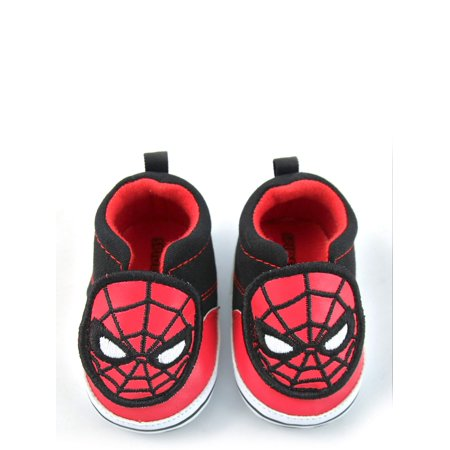 Rising Star Boys' Spiderman Sneaker