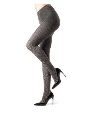 a9105d4e9a38f Product Image MeMoi Wild Side Cotton Sweater Tights | Luxury Hosiery -  Nylons Small/Medium / Black