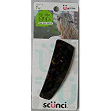 Scunci No Slip Grip Auto Clasp Hair Barrette - 1 Pc. ()