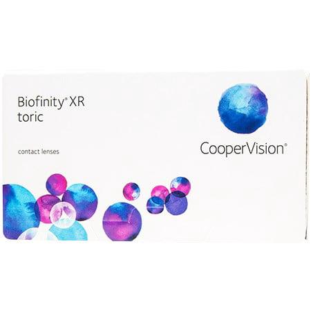 elegante Schuhe Billiger Preis niedriger Preis Coopervision Inc Biofinity Xr Toric 6pk
