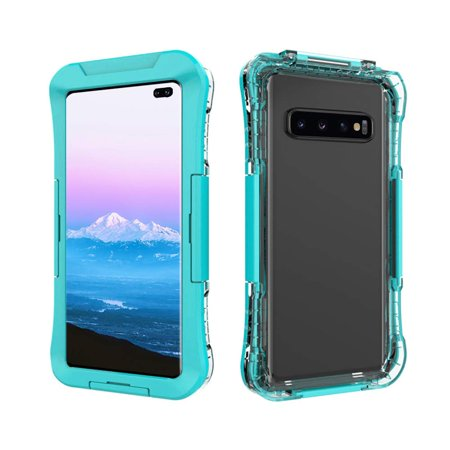 Mignova Galaxy S10 Plus case,Full Sealed Waterproof Dust Proof Shockproof Full Body Underwater Cover Case for Samsung Galaxy S10 Plus 6.4 inch 2019