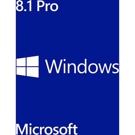 Microsoft Windows 8 1 Pro 64 Bit Software  Pc   1Pk