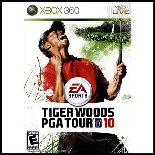 Tiger Woods Pga Tour 10 (Xbox 360) - Pre-Owned