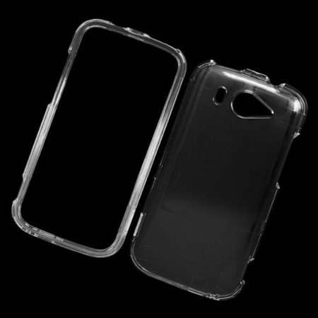more photos ffd1c 52a44 Insten Hard Crystal Cover Case For ZTE Imperial II - Clear