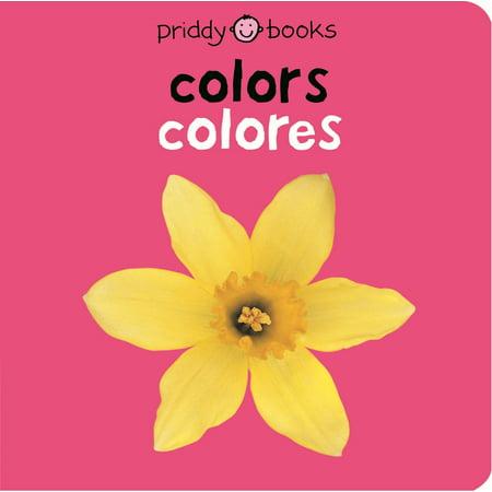Bright Babybebe listo ColorsColores (Board Book)