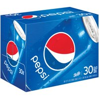 Pepsi 30 Pack 12 fl. oz. Cans
